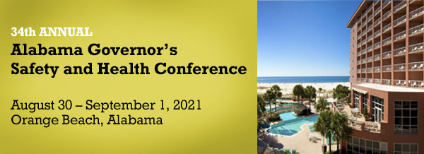 Alabama Governor's Safety and Health Conference